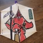 六角凧ミニオブジェ作り